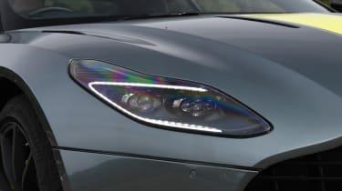 Aston Martin DB11 AMR  - headlights
