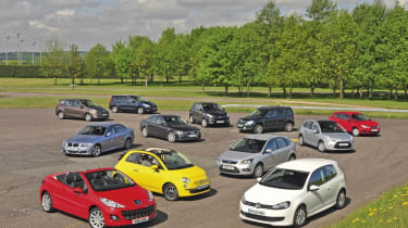 The UK's most economical cars