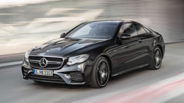 Mercedes-AMG E 53 Coupe - front