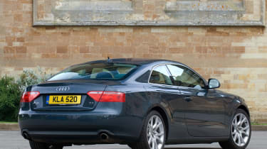 Used Audi A5 Coupe - rear