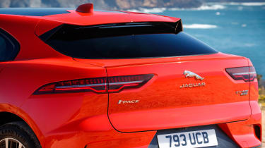 Jaguar I-Pace - rear detail