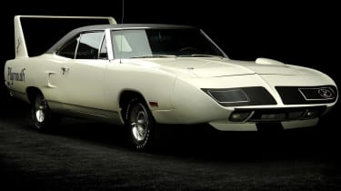 Plymouth Road Runner Superbird 1970
