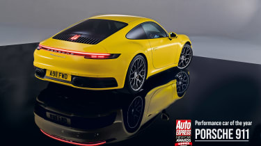 Porsche 911 - 2019 Performance Car of the Year