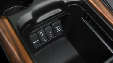 Honda CR-V - ports