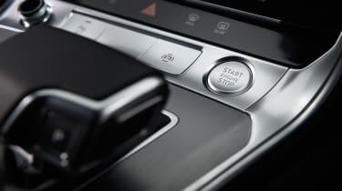 Audi A7 Sportback - buttons
