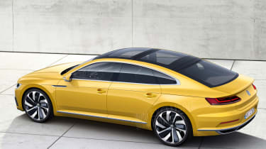 VW Passat CC watermarked render rear