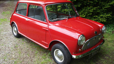 Cool cars: the top 10 coolest cars - Mini front