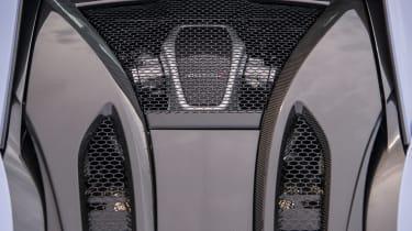 McLaren 570S Track Pack - engine