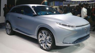 Hyundai FE Fuel Cell Concept Geneva - front