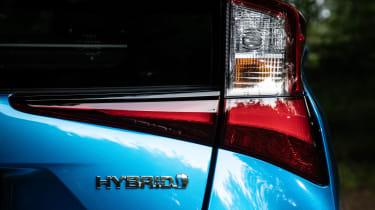 Toyota Prius tail-light