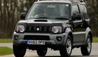 Used Suzuki Jimny - front
