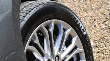 Ford Focus LT - wheel
