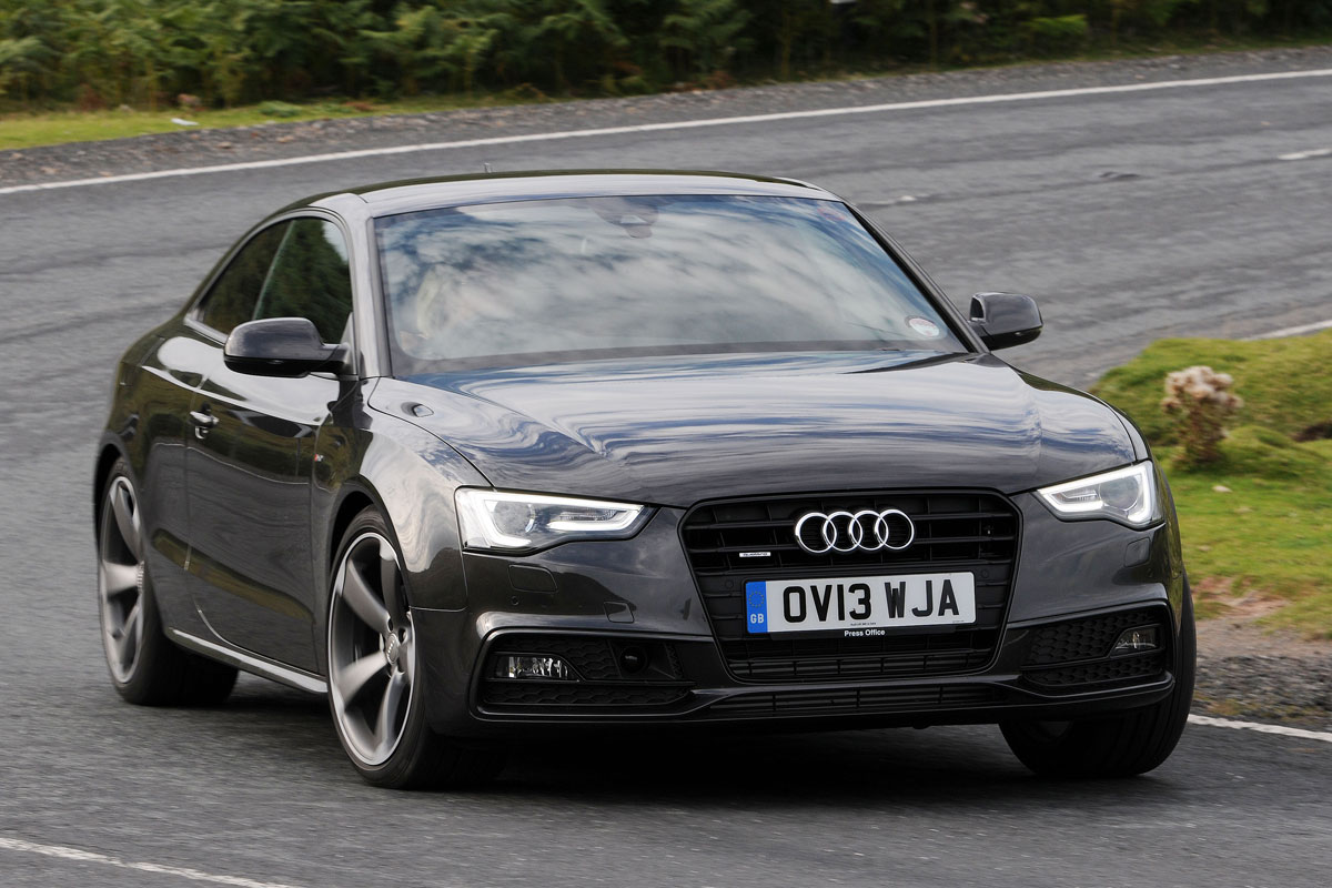 Audi A5 Black Edition | Auto Express | Audi A5 Sportback Black Edition |  | Auto Express
