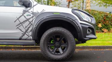 Isuzu D-Max XTR - wheel