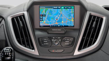 Ford Transit - Sync 2