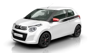 Citroen C1 Furio front three quarter