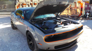 Dodge Challenger GT AWD engine