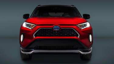 Toyota RAV4 Prime - full front