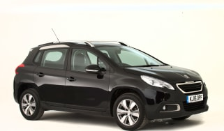 Used Peugeot 2008 - front