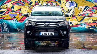 Toyota Hilux Invincible 50 Limited Edition - front