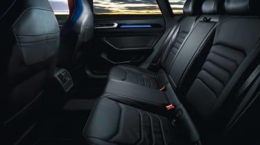 Volkswagen Arteon R Shooting Brake - rear seats