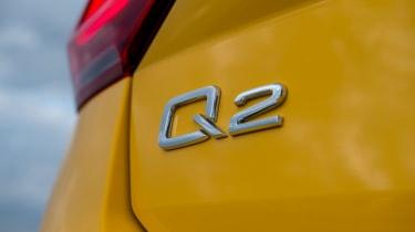 Audi Q2 - Q2 badge