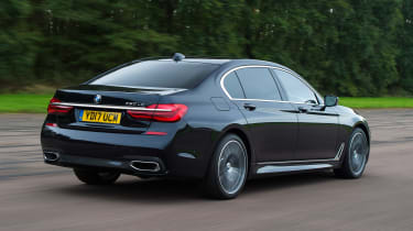 BMW 7 Series - rear