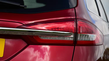 Ford Mondeo Hybrid Estate - rear lights