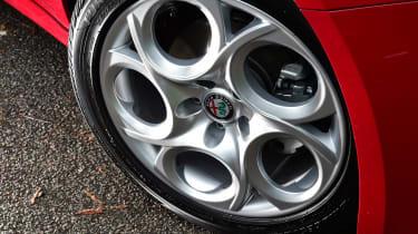 Alfa Romeo Giulietta 2016 facelifted - wheel
