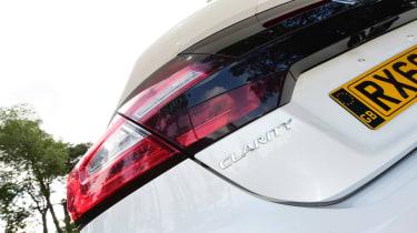 Honda Clarity - rear detail