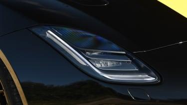 Lister LFT-C - headlight