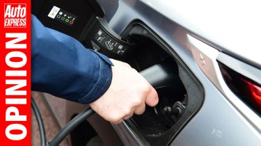 Opinion EV car sales