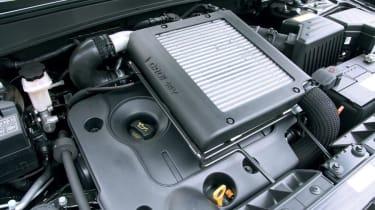Santa Fe engine