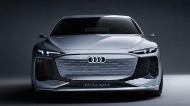Audi A6 e-tron concept - full front studio