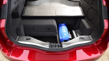 Ford Mondeo Hybrid Estate - boot