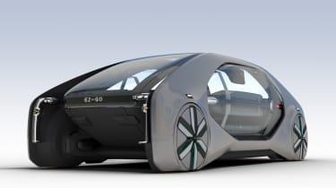 Renault EZ-GO concept - front static