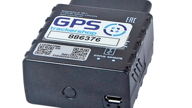 Trackport OBD GPS Tracker