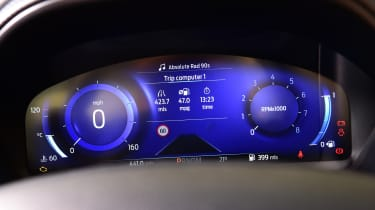 Ford Puma 1.0 Ecoboost ST Line Vignale  instruments