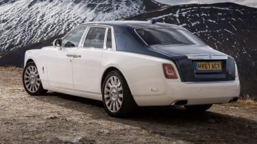 Rolls-Royce Phantom - rear quarter static