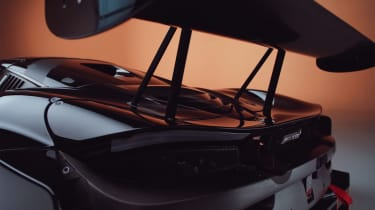 McLaren 720S GT3X wing