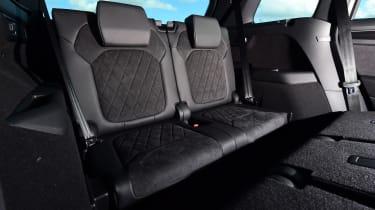Skoda Kodiaq Sportline - back seats