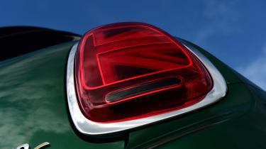 MINI Electric long termer - brake light