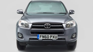Used Toyota RAV4 - full front
