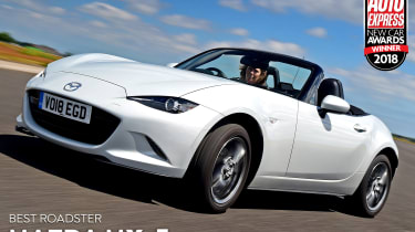 Mazda MX-5 - Roadster of the Year 2018