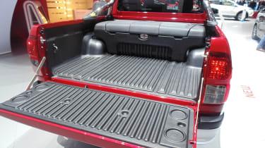 Toyota Hilux Geneva - load bed