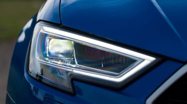 Audi RS 3 - front light