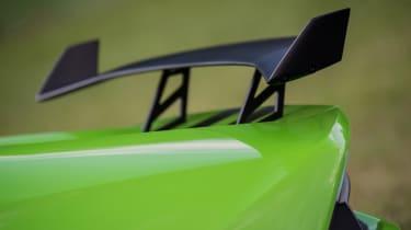 Lamborghini Huracan styling kits - rear wing