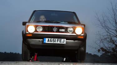 Volkswagen Golf GTI Mk1 - front