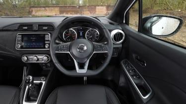 Nissan Micra N-Sport - Interior