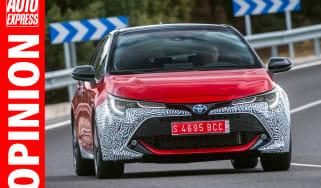 Opinion - Toyota Corolla